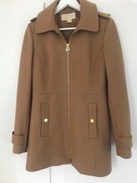 Michael Kors camel wool coat Oslo, 0682