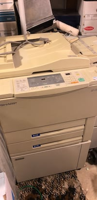 Sharp office copier Totowa, 07512