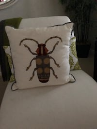 Beatle Throw Pillow For Spring  Columbia, 21045