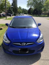 Hyundai - Accent - 2013 Vaughan
