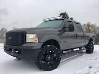 '06 Ford F250 Turbo Diesel 4X4 Lariat CrewCab RUST FREE! Sterling