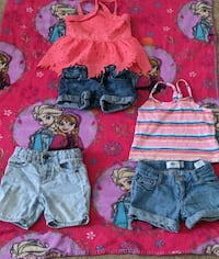 Girls clothing size 3T