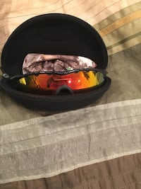 Oakley M frames with fire iridium lenses Vienna, 22182