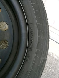 Toyota Corolla Tire with rim! Vaughan, L4J 8Z6