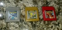 Pokemon red silver and gold new batteries  Toronto, M6A 2S7