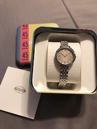 Ladies Fossil Watch in Perfect Condition Burlington