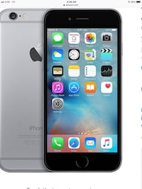 iPhone 6 Plus max gig 256 gig open box unlocked cash only local only  Philadelphia, 19125