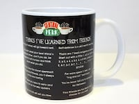 New FRIENDS TV SHOW Coffee Mug Milton, L9E 3P4