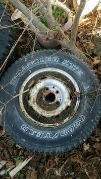 94-01 Dodge Ram 1500 fullsize spare Hackettstown, 07840