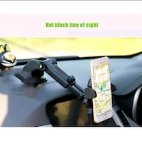 Versatile Dashboard / Windscreen Suction Holder Singapore