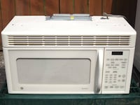 GE over the range microwave $30 Jeffersonville