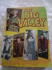 THE BIG VALLEY AUTHORIZED EDITION