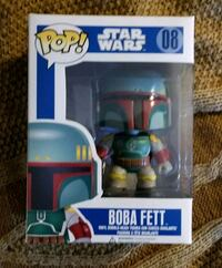 Boba Fett (Star Wars) #08 Wareham, 02571