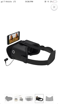 Tzumi Dream Vision Pro Virtual Reality Smartphone Headset with Earbuds Fort Myers, 33908