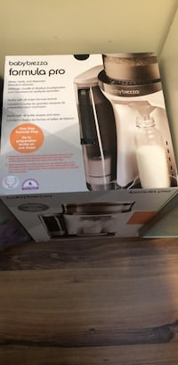 white and black Sinbo electric kettle with box Richmond, V6Y