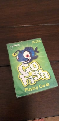 Go Fish pack. Unopened  Bakersfield, 93311