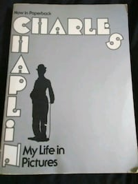 Charlie Chaplin Collectible Picture Book Lancaster, 43130