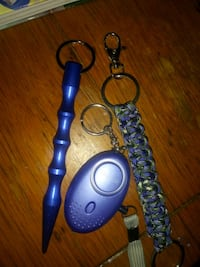 Personal protection set