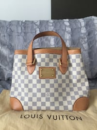 Damier azur louis vuitton tote bag Oslo, 0182
