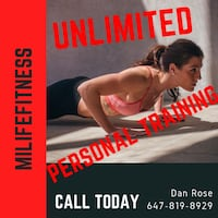 Private pilates instruction Mississauga