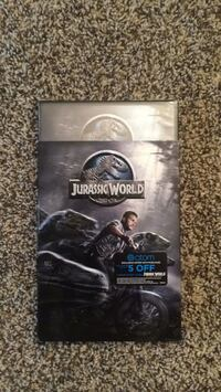 Jurassic World DVD Leesburg, 20176