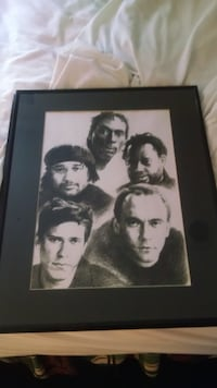 Dave Matthews Band Framed Picture South Amboy