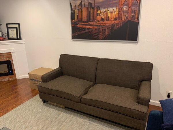Used Used couch for sale in Daly City - letgo