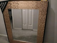 Brand New Copper Mirror New Westminster