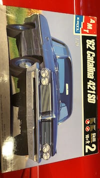 1962 Catalina 421 SD 1:25 scale  Oak Forest, 60452