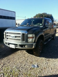 gray Ford F-350 crew cab pickup truck Bunkie, 71322