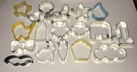COOKIE CUTTERS 35 PIECE BUNDLE Westminster, 92683