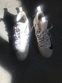 Mens size 8 lacrosse cleats Smyrna, 30126