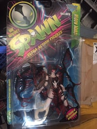 Spawn figure collectibles