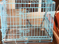 white metal folding dog crate Fleming Island, 32003