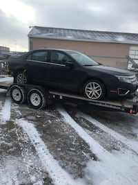 Ford Fusion 2010 for parts Regina, S4T 1Z8