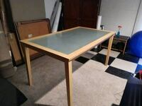 Glass top dining table IKEA Bethesda, 20816