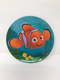 green and red owl print ceramic plate Hialeah, 33012