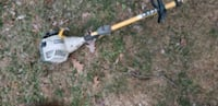 white and black gas string trimmer Hagerstown, 21740