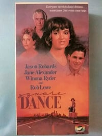 Square Dance vhs