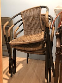 Patio chairs 4 sets  Macungie, 18062