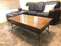 Wood Coffee Table Tempe, 85281