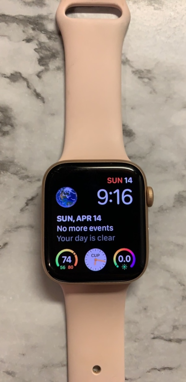 How to reset apple watch series 4