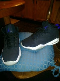 Size 12 jordans worn once got wrong size paid $100