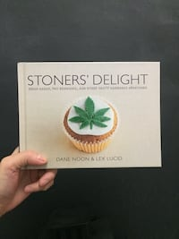 Stoner's Delights by Dane Noon and Lex Lucid book