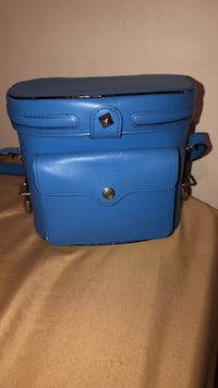 blue leather 2-way bag Natchitoches, 71457