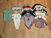 6-12 month baby clothes New Westminster