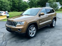 Used 2011 Jeep Grand Cherokee for sale Londonderry