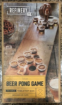 Tabletop Beer Pong Game Chula Vista, 91913