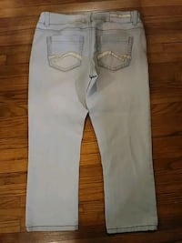 Light blue crop jeans Wichita