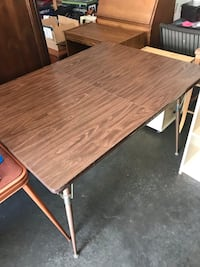 Vintage kitchen Table  chairs available  Edmonton, T5M 0S5